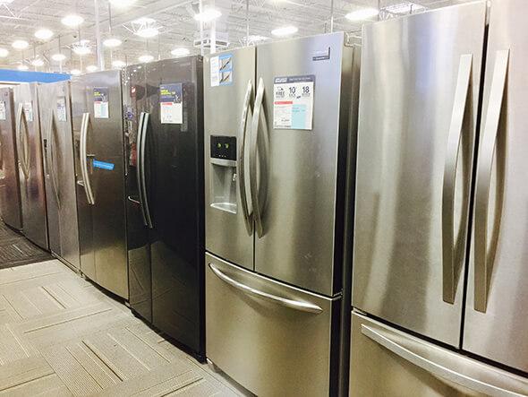 Best Buy fridge