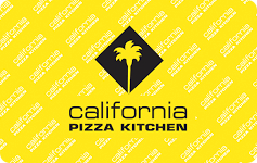 California Pizza Kitchen Gift Card at Discount Prices 15 00% f